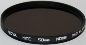 Hoya neutral grau ND8 HMC 77mm (Y5ND8077)