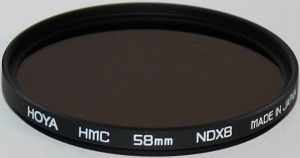 Hoya filter neutral grey ND8 HMC 77mm (Y5ND8077) -- provided by bepixelung.org - see http://www.bepixelung.org/273 for copyright and usage information