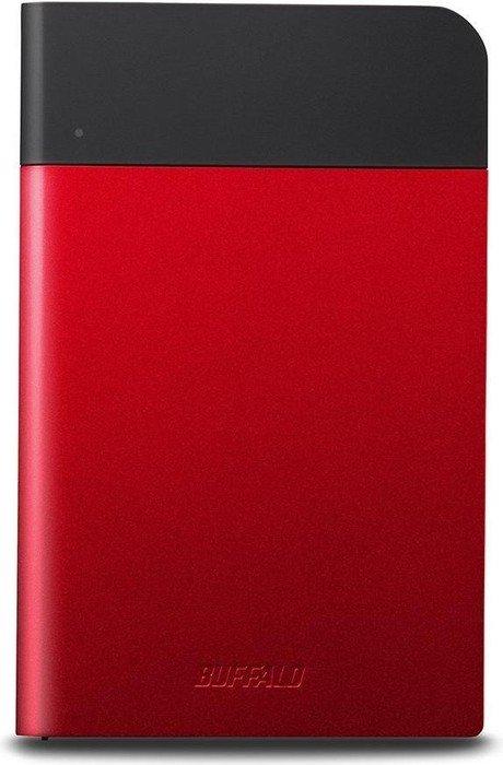 Buffalo MiniStation Extreme HD-PZFU3 rot 1TB, USB 3.0 Micro-B (HD-PZF1.0U3R-EU)