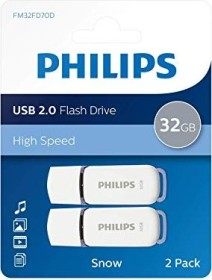 Philips Snow Edition 32GB, USB-A 2.0, 2-pack (FM32FD70D/00)