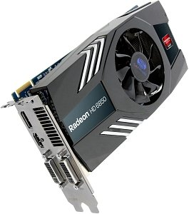 Sapphire Radeon HD 6850, 1GB GDDR5, 2x DVI, HDMI, DP, lite retail (11180-00-20R)