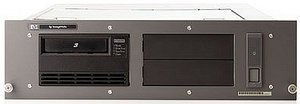HP StorageWorks LTO-Ultrium 3 960 with 3U rack-mounting kit, 400/800GB, SCSI (Q1595B)