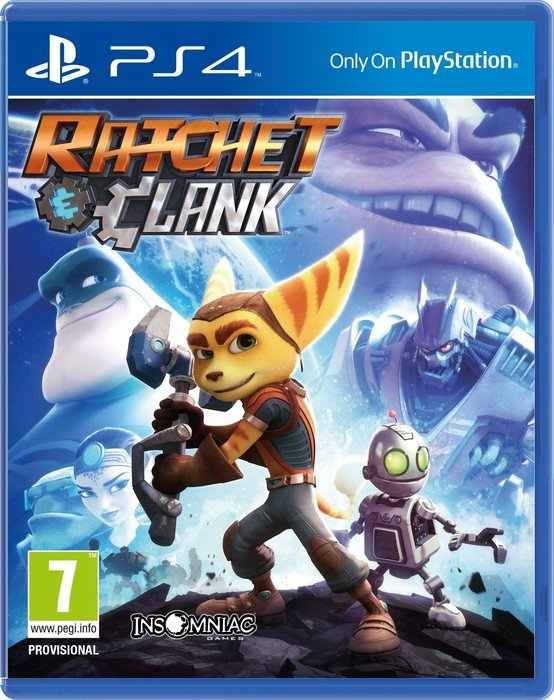 Ratchet & Clank (deutsch) (PS4)