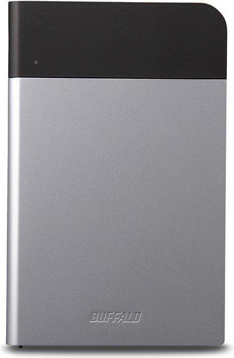 Buffalo ministation extreme HD-PZFU3 silver 1TB, USB 3.0 micro-B (HD-PZF1.0U3S-EU)