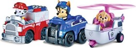 Spin Master Paw Patrol Rescue Racers - Set: Marshall, Chase, Skye (6024761)