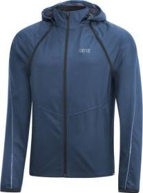 Gore Wear R3 Windstopper Zip-Off Laufjacke deep water blue (Herren) (100065-AH00)