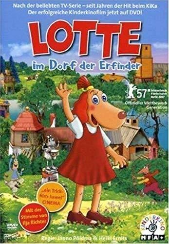 Lotte im Dorf der Erfinder -- via Amazon Partnerprogramm