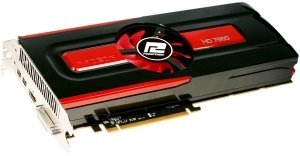 PowerColor Radeon HD 7950, 3GB GDDR5, DVI, HDMI, 2x Mini DisplayPort (AX7950 3GBD5-2DH)