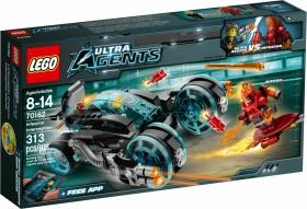 LEGO Ultra Agents - Infearnos Interceptor (70162)