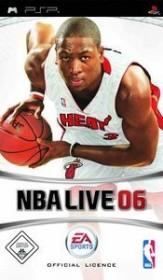 EA Sports NBA Live 06 (PSP)