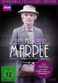 Miss Marple Die komplette Serie (DVD)