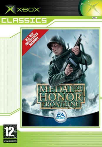 Medal of Honor: Frontline (deutsch) (Xbox) -- via Amazon Partnerprogramm