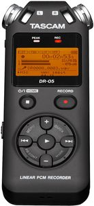 Tascam DR-05 digital Recorder