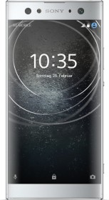 Sony Xperia XA2 Ultra Dual-SIM silber