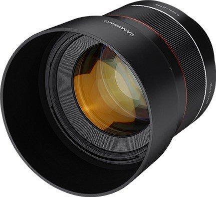 Samyang AF 85mm 1.4 FE for Sony E black (22789)