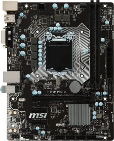 MSI H110M Pro-D (7996-019R)