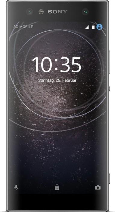 Sony Xperia XA2 Ultra Dual-SIM schwarz