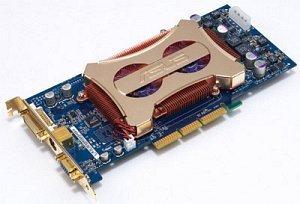 ASUS AGP-V9950 Ultra/VTD Deluxe, GeForce FX5900 Ultra, 256MB DDR, DVI, ViVo, AGP
