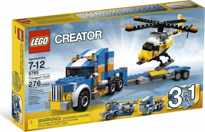 LEGO - Creator 3in1 - Transport Truck (5765) -- via Amazon Partnerprogramm