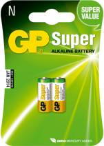 GP Batteries Super Alkaline Lady N, Alkali, 1.5V (910A N)