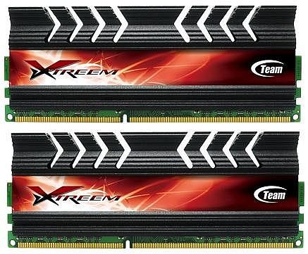 TeamGroup Xtreem LV DIMM kit 16GB PC3-21333U CL11-13-13-35 (DDR3-2666) (TXD316G2666HC11CDC01)