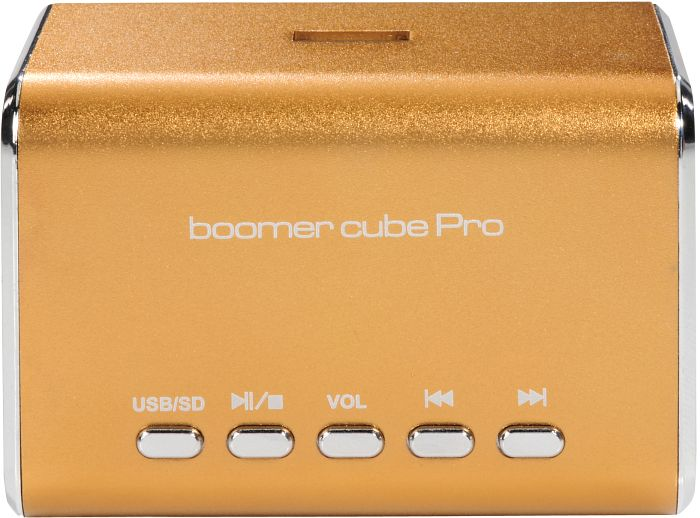 Ultron Boomer Cube Pro braun (123063)