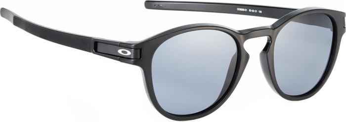Oakley Latch Matte Clear Grey Ink ruby iridium Herren Gr. Uni iI5k41xE