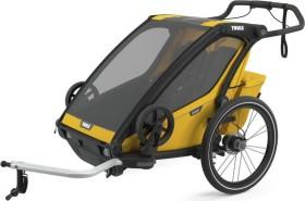 Thule Chariot Sport 2 2021 Fahrradanhänger black/spectra yellow (10201024)