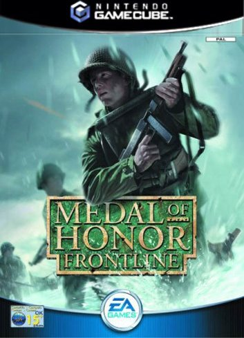 Medal of Honor: Frontline (niemiecki) (GC) -- via Amazon Partnerprogramm