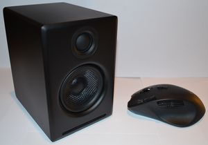Audioengine 2 compact speaker black -- http://bepixelung.org/19041