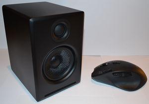 Audioengine 2 pair black -- © bepixelung.org