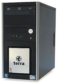 Wortmann Terra PC-Business 4000, Pentium G645, 4GB RAM, 500GB, Windows 7 Professional (1009312)