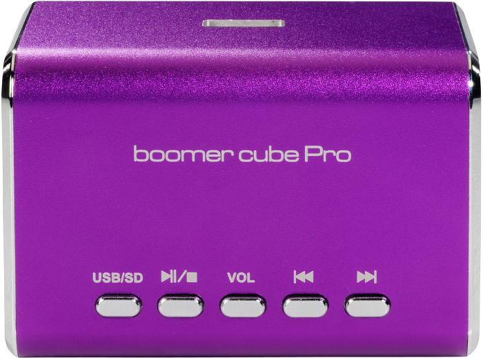 Ultron Boomer Cube Pro violett (123065)