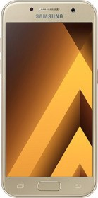 Samsung Galaxy A3 (2017) Duos A320F/DS gold