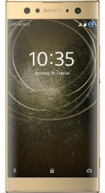 Sony Xperia XA2 Ultra Dual-SIM gold
