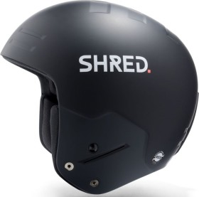 Shred Basher Ultimate Helm schwarz (HEBSUJ11)