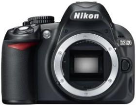 Nikon D3100 schwarz Gehäuse (VBA280AE)