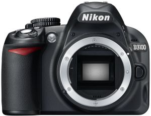 Nikon D3100 black body (VBA280AE)