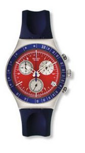 Swatch Irony Chrono Fireball YCS4016