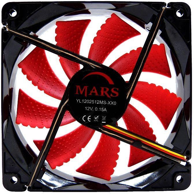 Tacens Mars MF12, 120mm (T14025-MR-PWM/BL027)