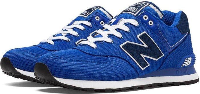 new balance blau