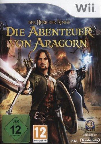 Der Herr der Ringe - Die Abenteuer von Aragorn (deutsch) (Wii) -- via Amazon Partnerprogramm
