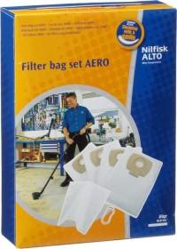 Nilfisk dust bag Aero set 4+1 (302002404)