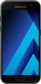 Samsung Galaxy A3 (2017) Duos A320F/DS schwarz