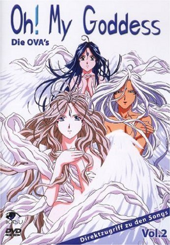 Oh! My Goddess OVA Vol. 2 (Folgen 4-5) -- via Amazon Partnerprogramm