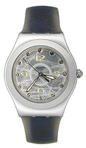 Swatch Irony Medium Sparkling Night - YLS1020 (Damenuhr)