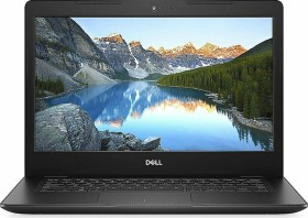 Dell Inspiron 14 3481, Core i3-7020U, 8GB RAM, 512GB SSD, Fingerprint-Reader (DX048)
