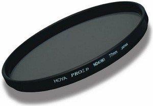 Hoya Filter neutral grey ND4 HMC Pro1 digital 77mm (YDND4P077)