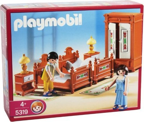 playmobil Dollhouse - Elternschlafzimmer (5319) -- via Amazon Partnerprogramm