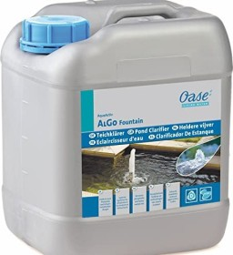 Oase AquaActiv AlGo Fountain, Zierbrunnenklärer for pond up to 10m³, 5l (40234)